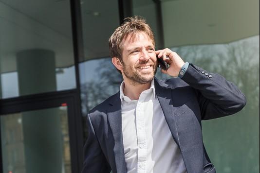 Gründer und Inhaber Michael Scheidl