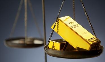 Gold Wertsteigerung