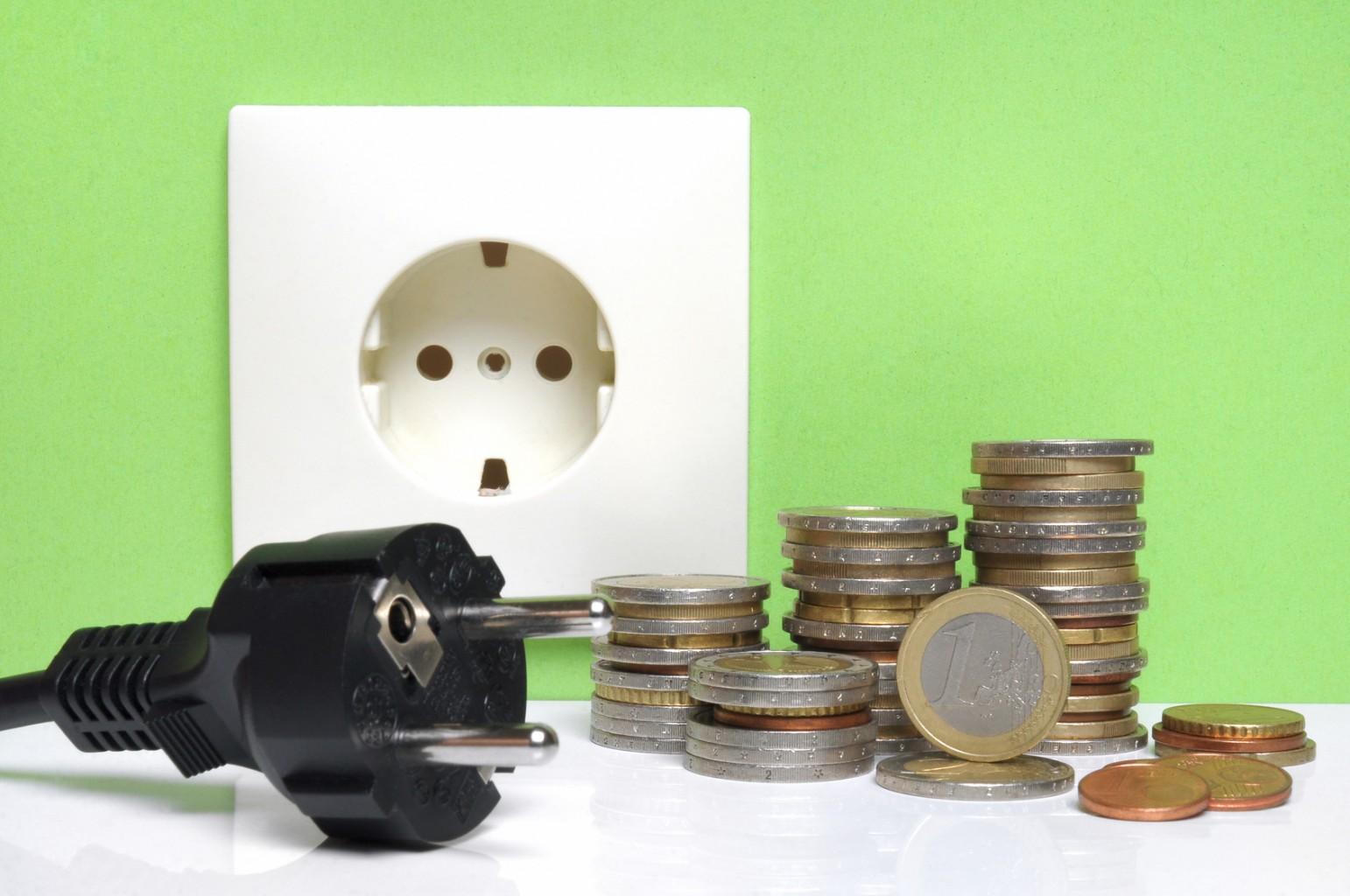 Optimierung der Kosten. Strom.