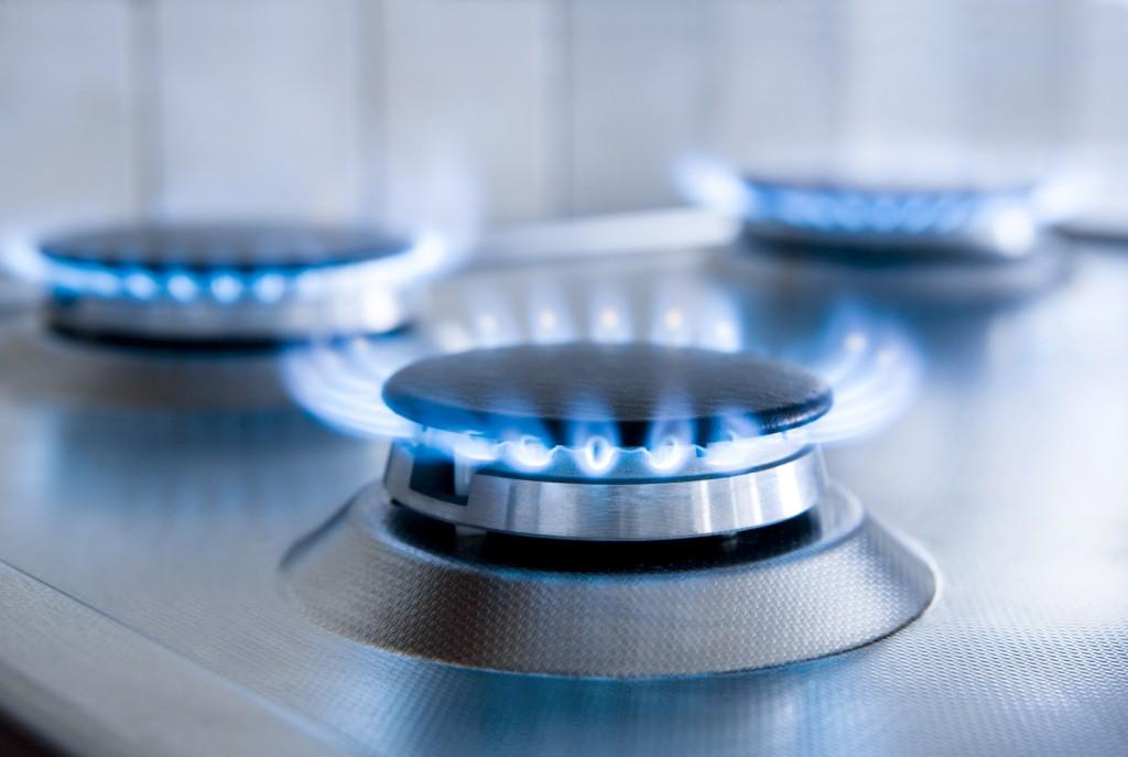 Gaskosten regulieren.