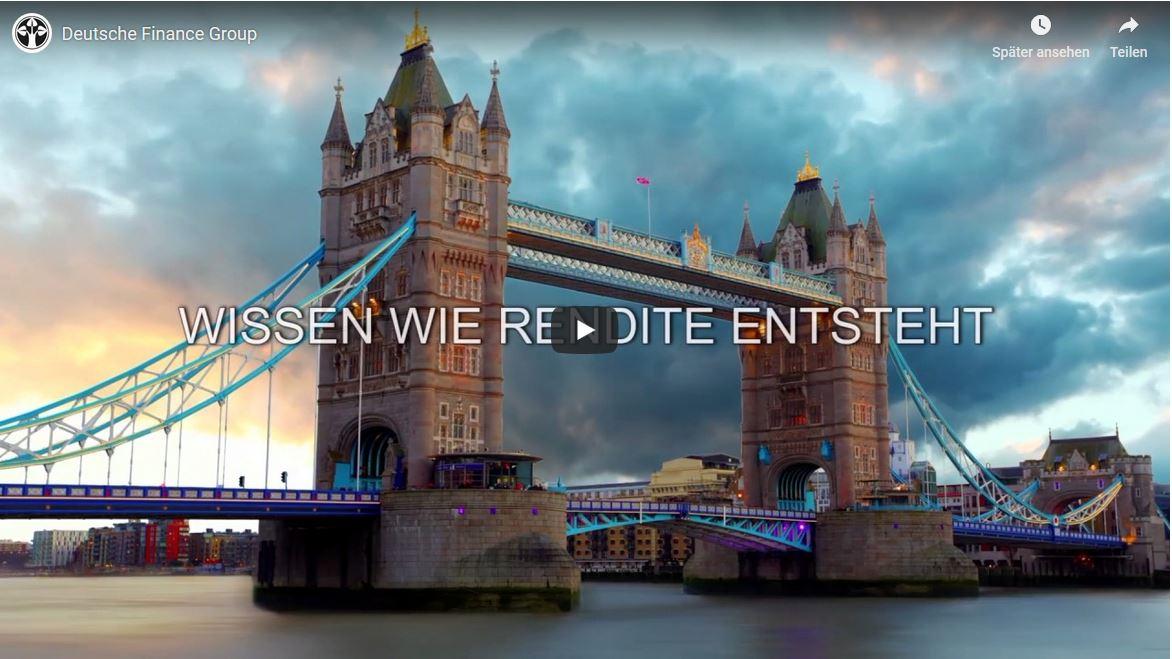 Brücke, Wissen, Deutsche Finance Group, London, Global